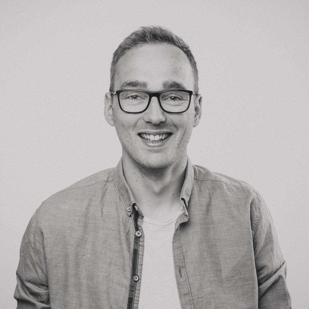 Portrait Sebastian Hesse